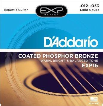 D'Addario EXP16 Phosphor Bronze