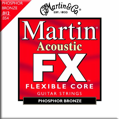 Martin FX740 Phosphor Bronze Acoustic Guitar Strings
