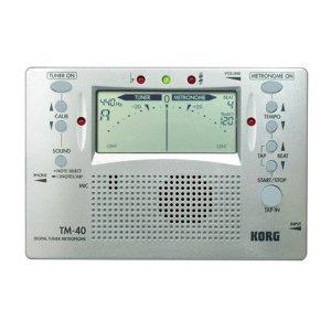 Electronic Guitar Tuner - Korg TM-40