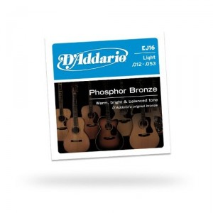 d'addario ej16 acoustic guitar string