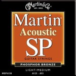 Martin MSP4150 SP Phosphor Bronze Guitar Strings