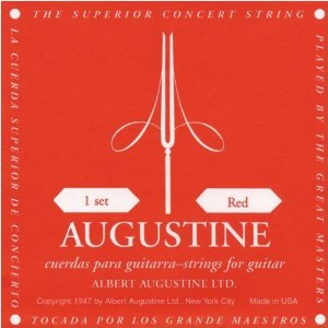 Albert Augustine Nylon Classical Guitar Strings