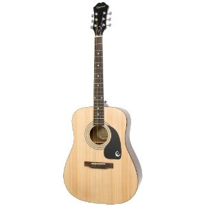 Epiphone DR-100 Acoustic Guitar Review