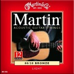 Martin 12-string Acoustic Guitar Strings